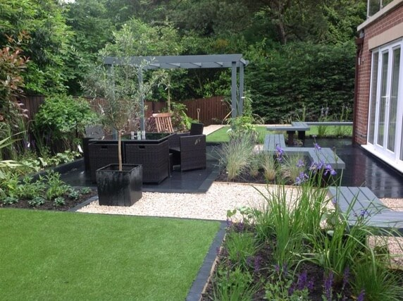 Stylish, Practical, Garden Design And Build U2013 Burley In Wharfedale,  Yorkshire