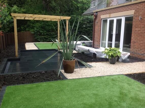 Garden Design Yorkshire stylish, practical, garden design and build - burley in wharfedale