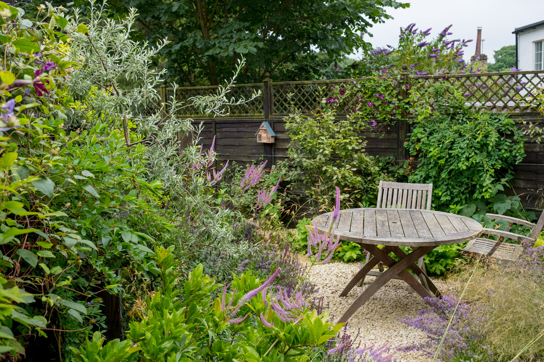 Garden Design and Build in Yorkshire