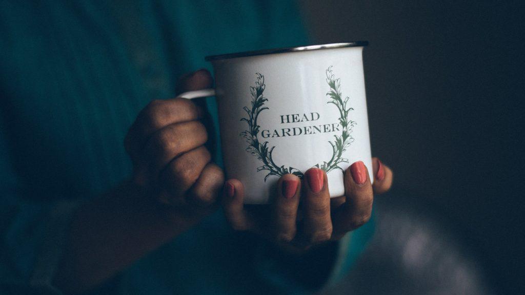 Head gardener, garden design