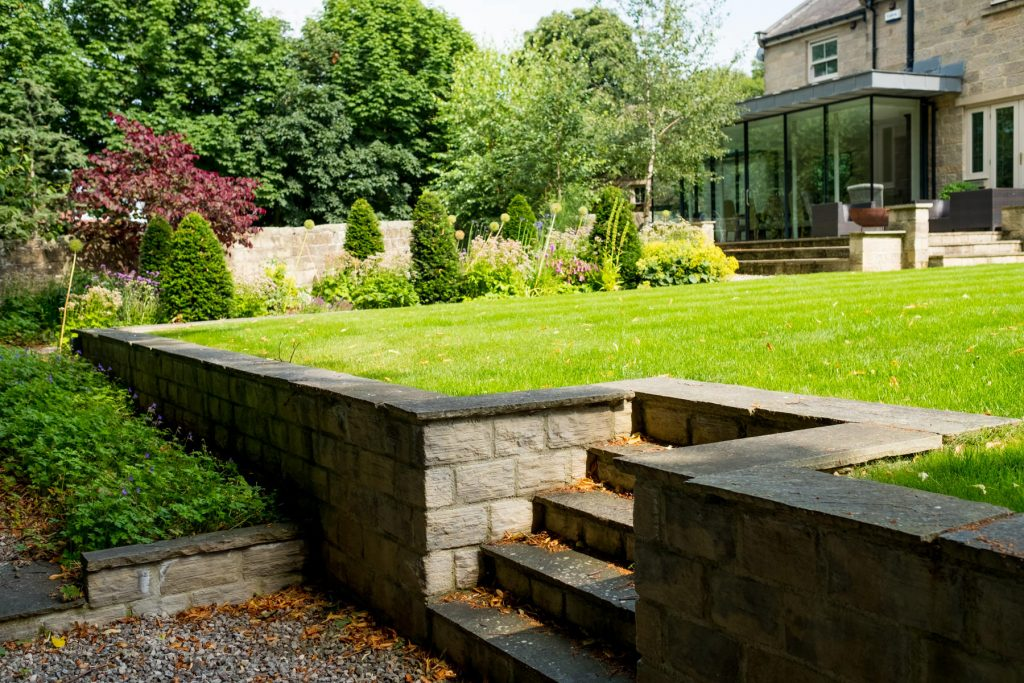 Harrogate Garden DEsign and Build