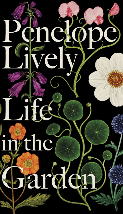 Penelope Lively, Life in the Garden book