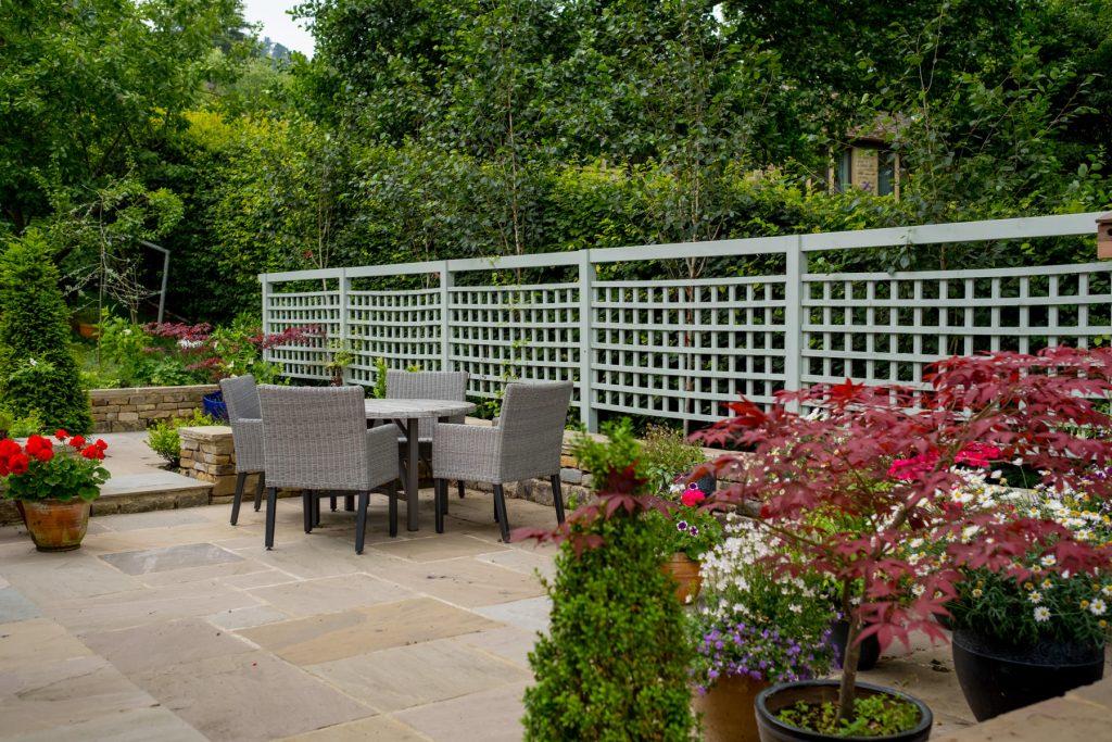 Modern garden design, harrogate, york and leeds