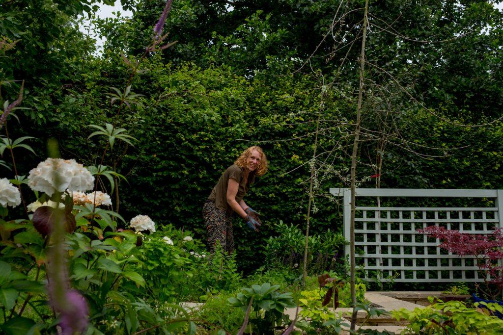 Modern garden design and build, Leeds