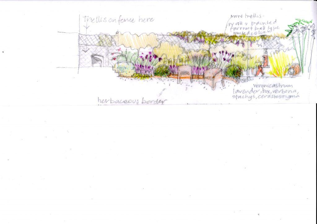 small garden design Leeds