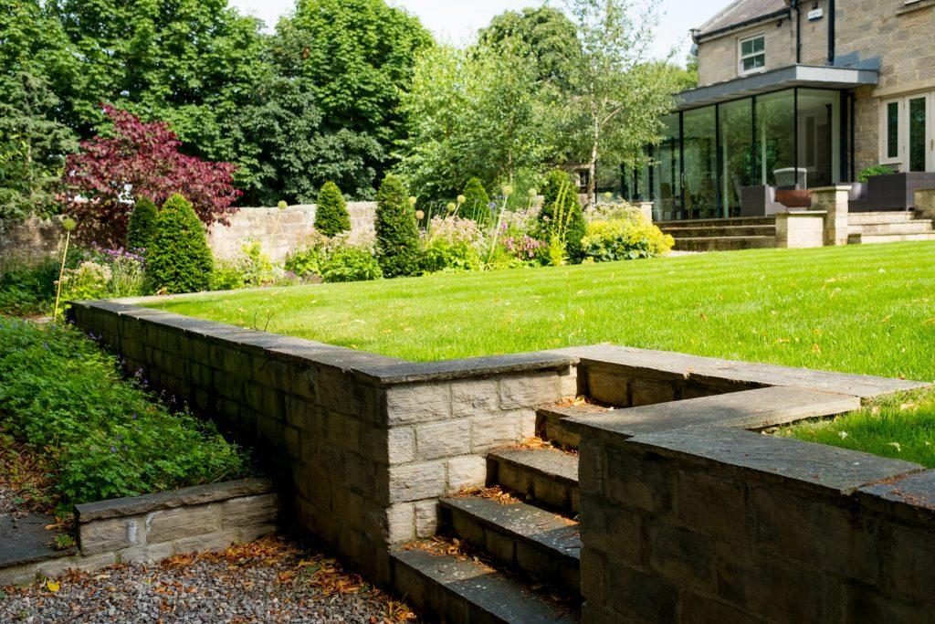 Harrogate Garden DEsign and Build